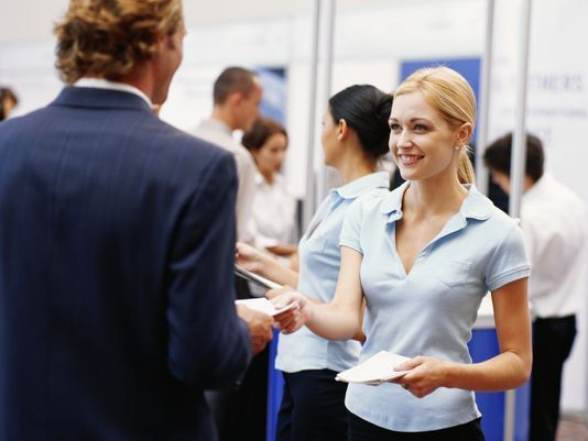 The Three Rules of Trade Show Marketing